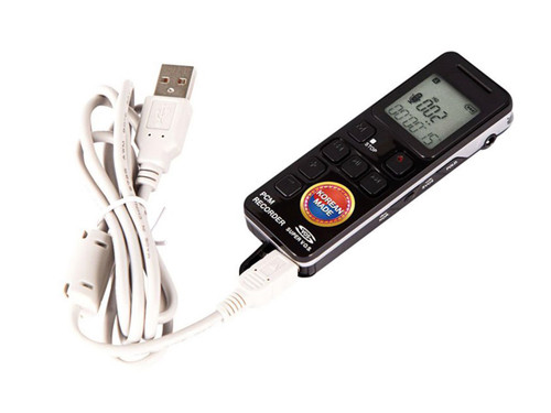 1040 Hour Voice Recorder