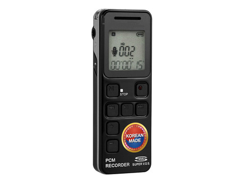 1040 Hour Voice Recorder