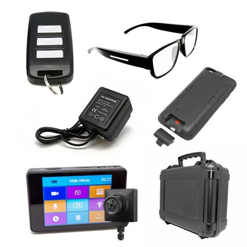 LawMate Surveillance Kit