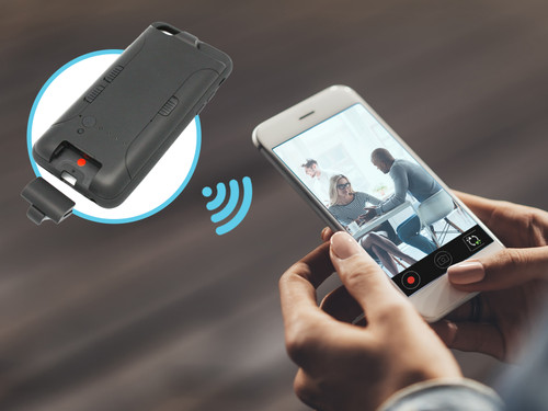 LawMate iPhone 6 and 7 Case WiFi Hidden Camera