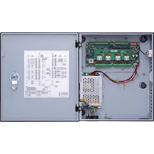 RJ45 & RS485 4-Door Access Controller