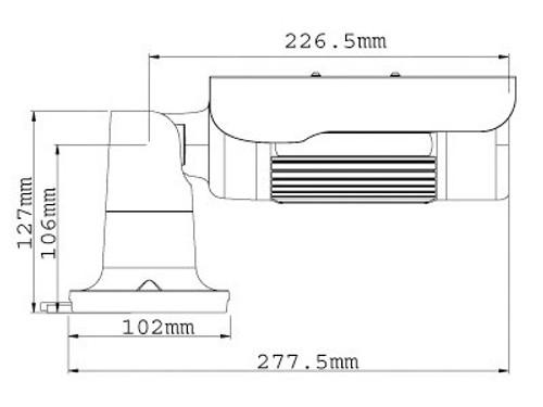 GeoVision GV-BL320D Network Bullet Camera