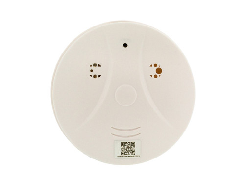WiFi 1080p Smoke Detector Hidden Camera