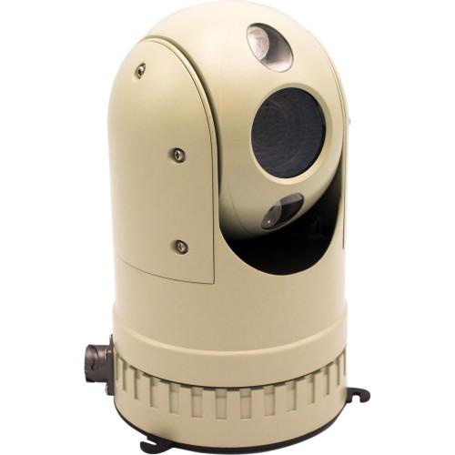 2MP IP PTZ RJ45 Port Camera