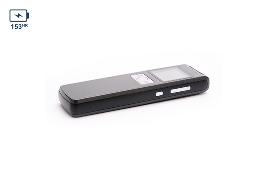 Portable Voice Recorder with Wireless Mic