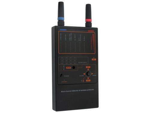 Multi-Channel Bug Detector Pro