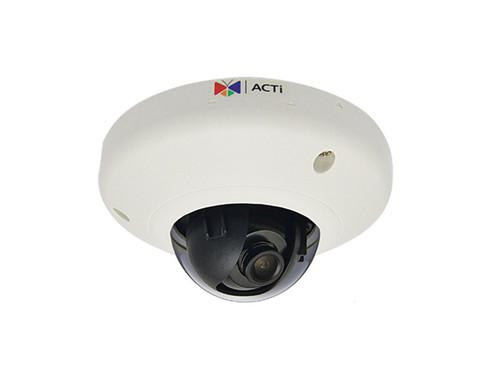 ACTi D92 3MP Indoor Fixed Lens Mini Dome IP Camera