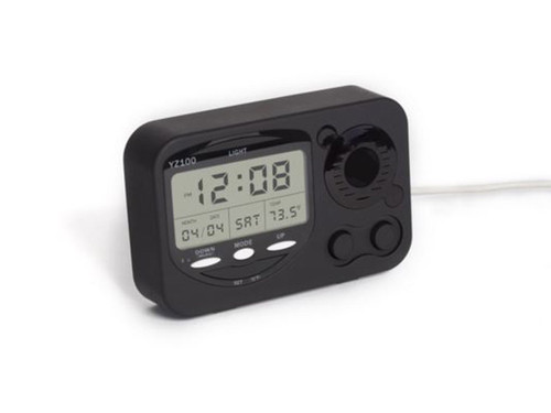 Nest Cam LCD Alarm Clock Enclosure