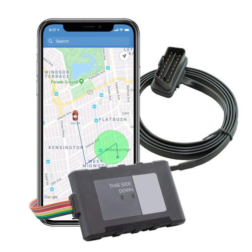 LiveWire 4 GPS Tracker w/OBD Connector