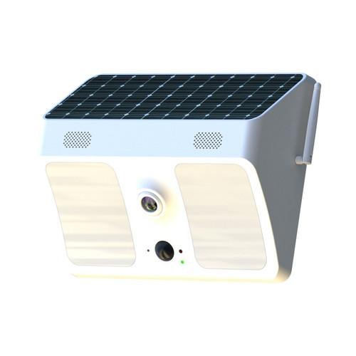 Solar Floodlight Camera