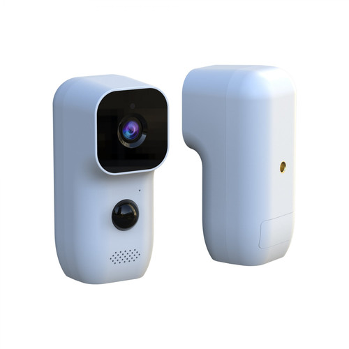 Solar or Battery Powered Camera