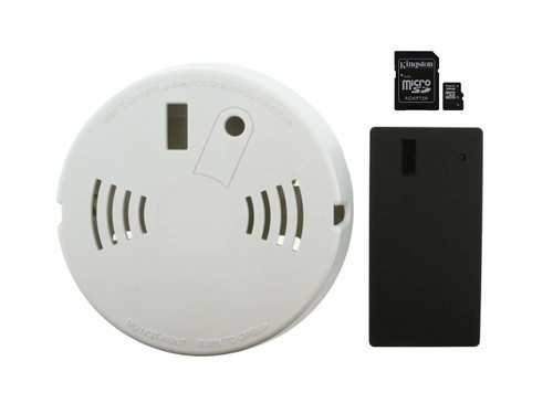 Camscura Pro DIY Smoke Detector Camera Kit