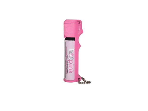 Hot Pink Keychain Mace