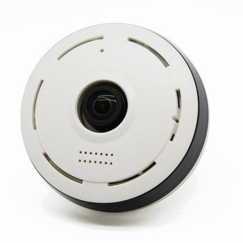 360 Degree HD IP Camera with WiFi Capabilities