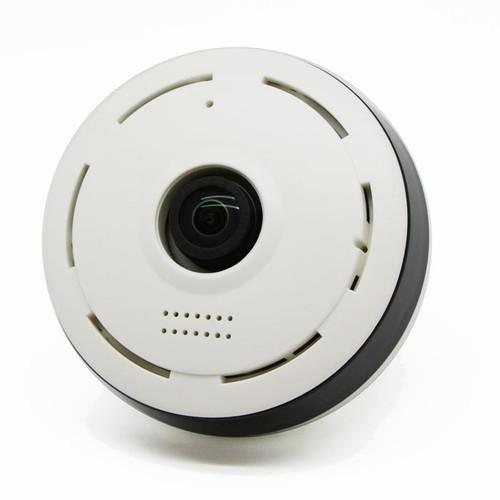 360 Degree HD IP Camera with WiFi Capabilities