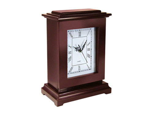 Tall Rectangular Clock Gun Concealment Safe