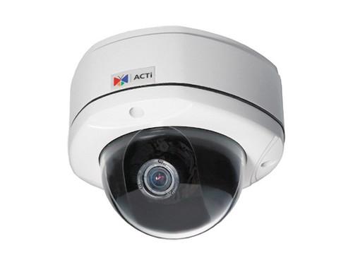 Vandal-Proof Dome IP Network Camera
