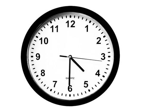 Zone Shield 4K Wall Clock DVR