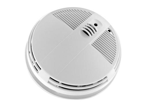 SG Home AC Smoke Detector Cam w/Cloud Recording