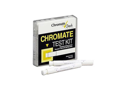 ChromateCheck Test Kit - 8 Swabs