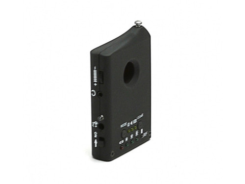 Wired and Wireless Camera Detector