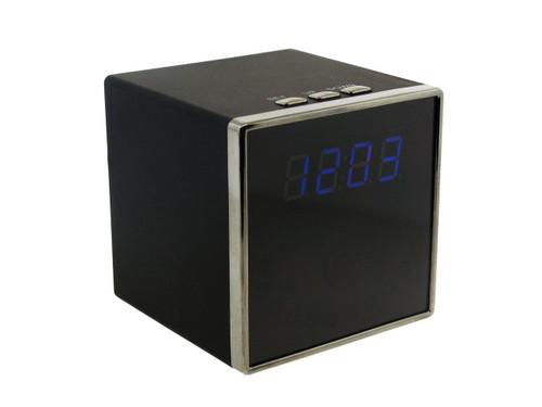 HD Digital Clock WiFi Hidden Camera