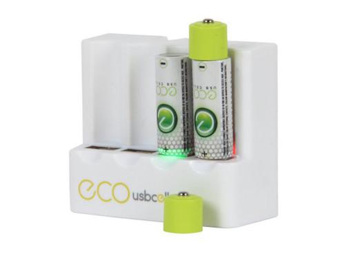 Pilot ECO USB Rechargeable Batteries