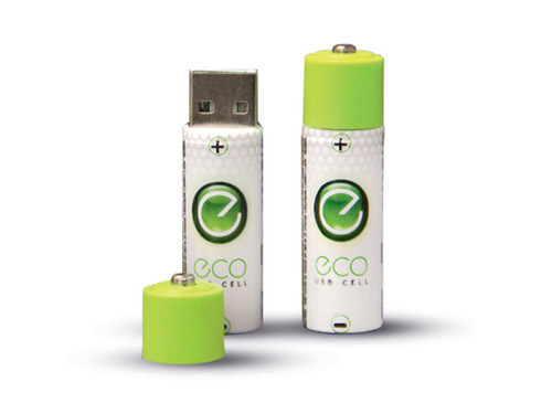 Pilot ECO USB Rechargeable Batteries