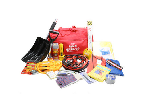 Road Warrior Auto Emergency Kit