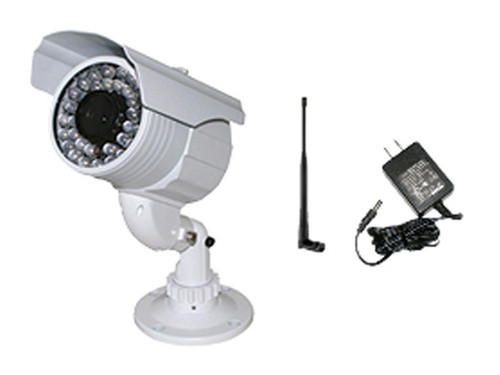 5.8GHz Wireless IR Outdoor Security Camera