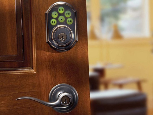 Kwikset Z-Wave Deadbolt Lock