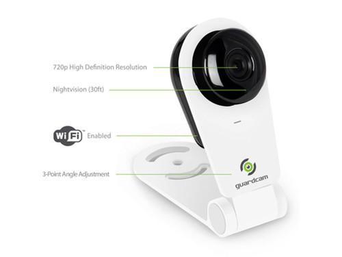 Pilot GuardCam WiFi Security Camera