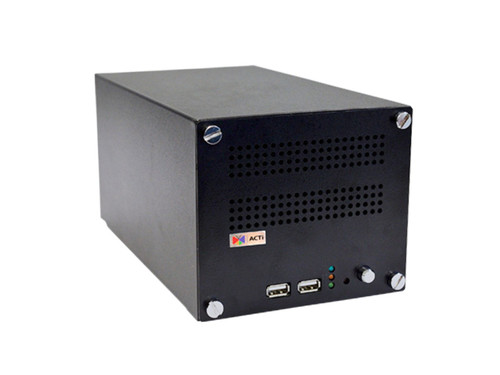 ACTi 4CH 2-Bay Desktop Standalone NVR