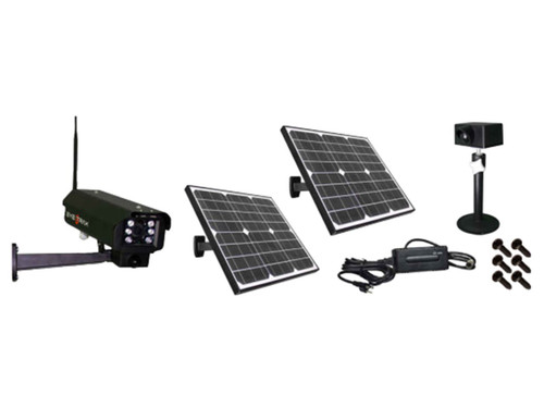 Eye Trax Predator Wireless Camera System