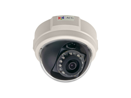 ACTi E53 3MP Indoor Day & Night Dome IP Camera