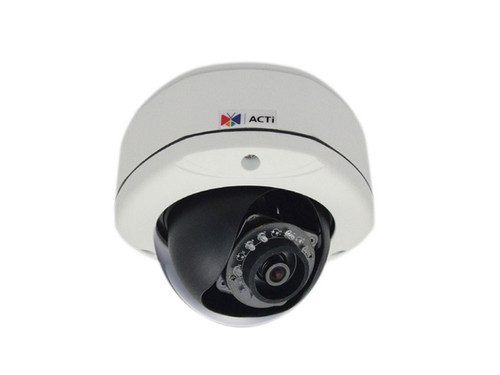 ACTi E83A 5MP VF Lens Outdoor IP Dome Camera