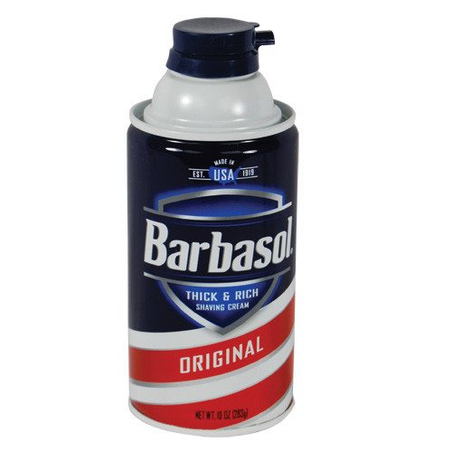Barbasol Diversion Household Can Safes