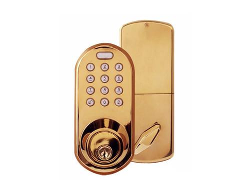 MiLocks QF01P 3in1 Keyless Entry DB with RF Remote Control