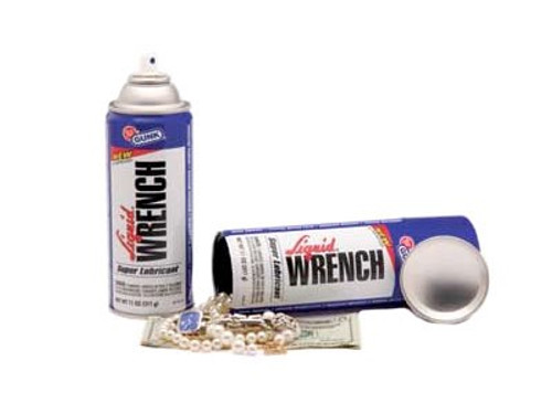 Liquid Wrench Diversion Household Can Safes