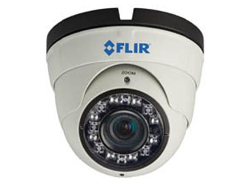 FLIR DNE14TL2 HD Varifocal IR Dome Network Camera