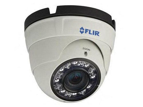 FLIR DNE14TL2 HD Varifocal IR Dome Network Camera