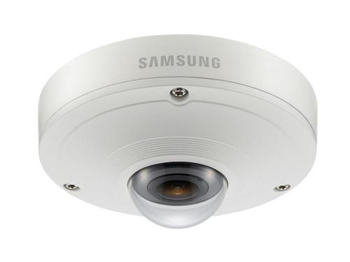 Samsung SNF-7010V Vandal-Proof Fisheye IP Camera