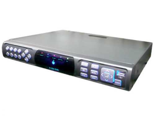 4 Channel Stand-Alone Real-Time DVR