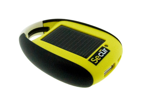 Secur SP-3001 Mini Solar Cell Phone Charger