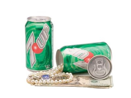 7UP Soda Can Diversion Safe