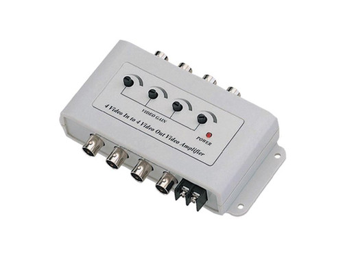 4 In 4 Out Video Amplifier