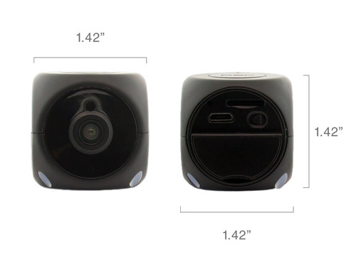 CueCam Night Vision WiFi Mini Camera