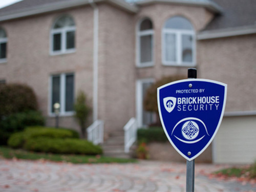 BrickHouse Security Yard Sign