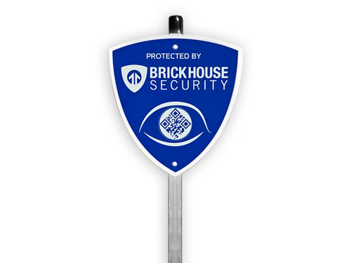 BrickHouse Security Yard Sign