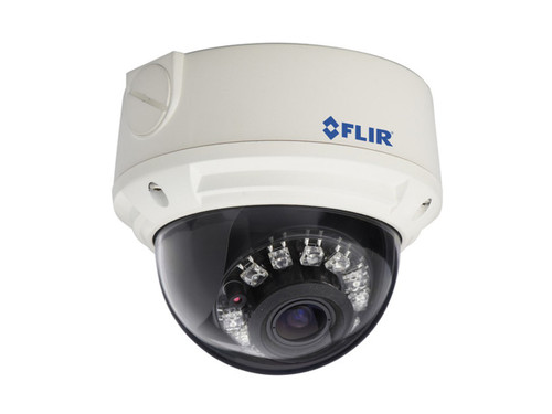 FLIR SyncroIP 2.1MP HD Varifocal Outdoor PoE Dome IP Camera